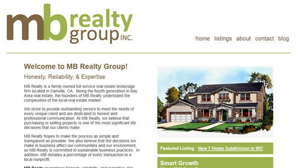 MB Real Estate Group Slide Image